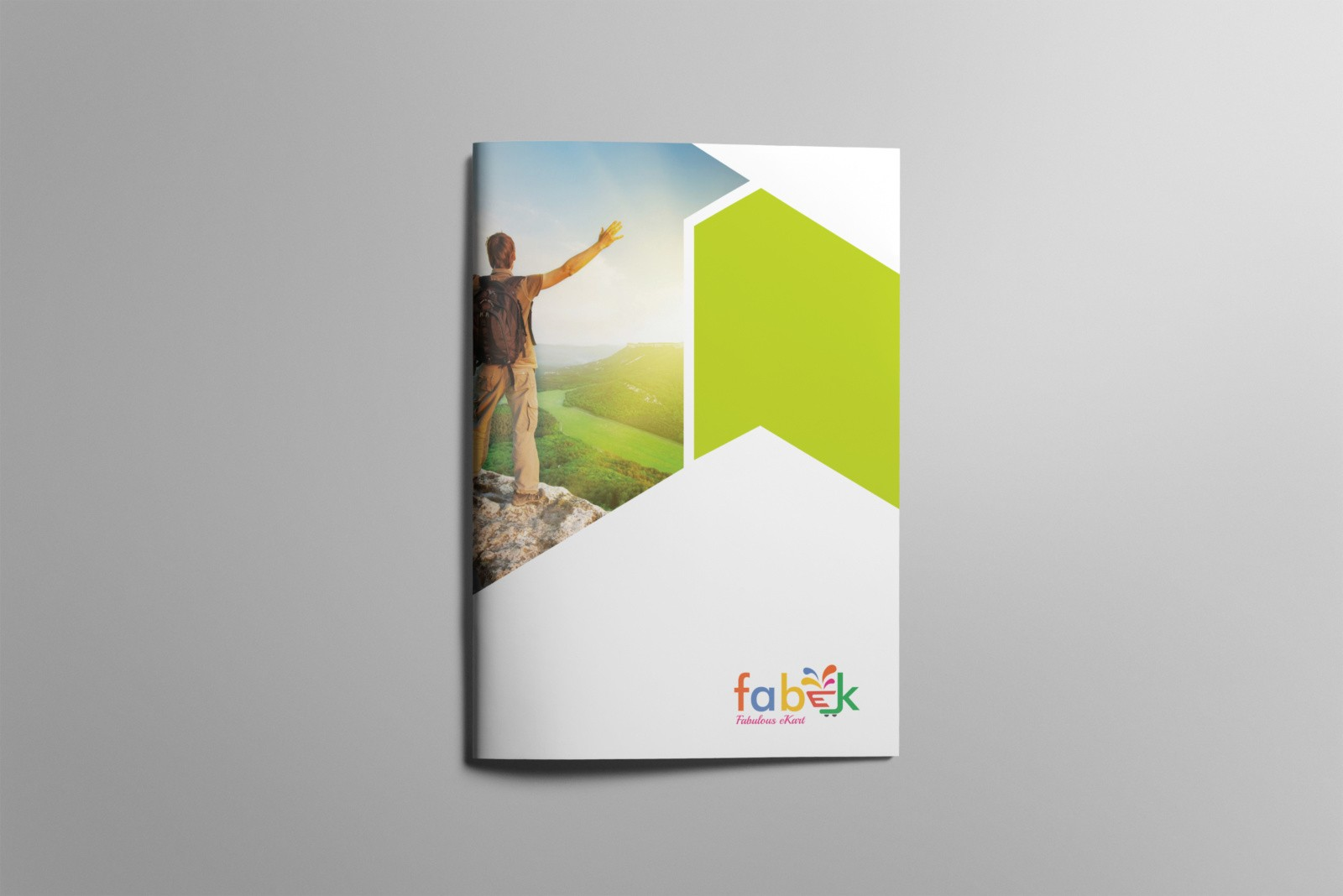 Fabek brochure cover page